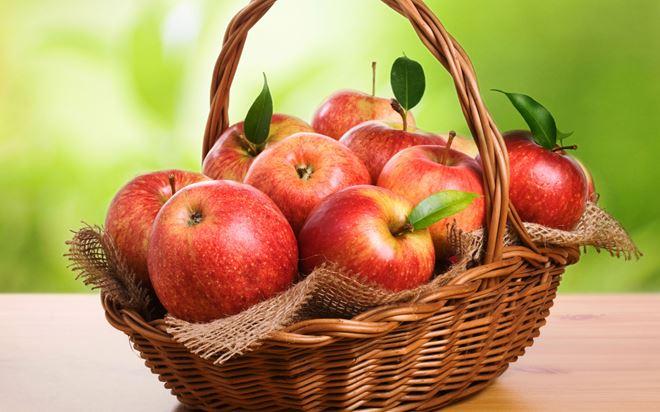 Almás kosár